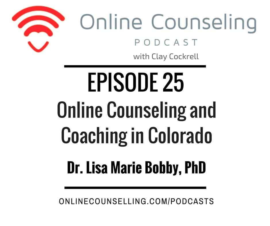 online counseling online coaching online marriage counseling podcast with dr lisa marie bobby and clay cockrelll