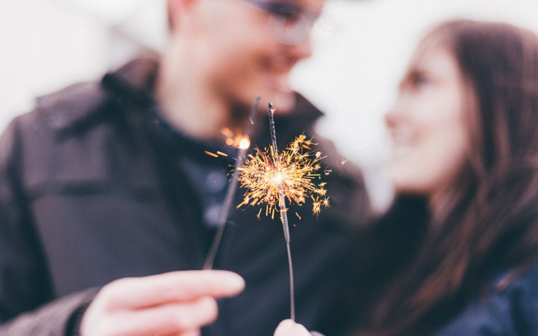 "Relationship Lost Its ""Spark?"" Here's How to Create Long-Lasting ""Sizzle!"""