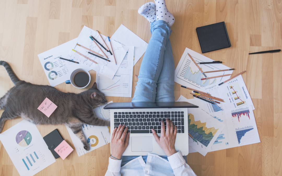 Working from Home: Be More Productive & Meet Your Deadlines!